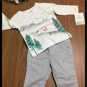 Carter's 2pc set